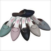 Ladies White Sole Sandals
