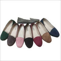 Ladies Flat Ballet Loafer