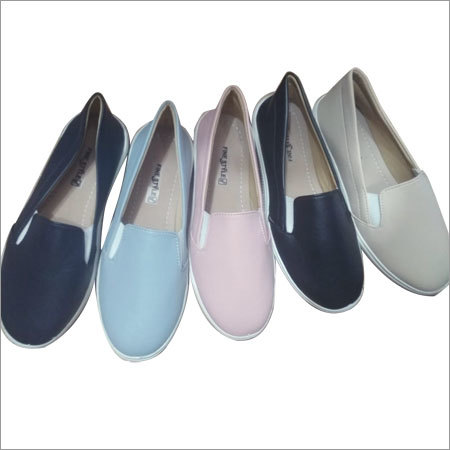 Ladies Plain Loafer