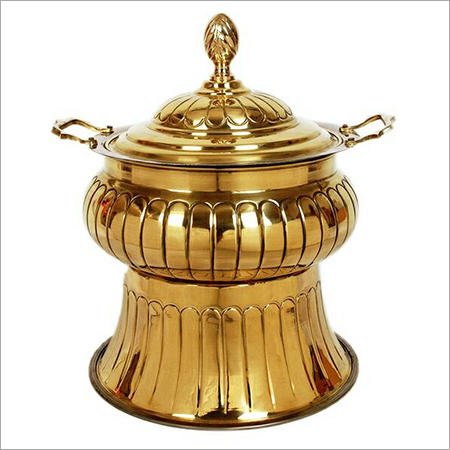 Brass Chaffing Dishes