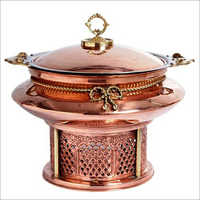 Copper Chaffing Dishes