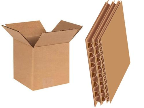 7 Ply Corrugated Boxes