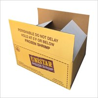 Shrimp Packaging Boxes
