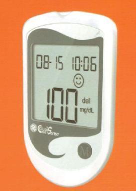 Self Blood Glucose Monitor