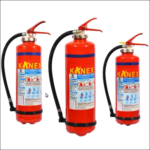 Powder Extinguishers Cartridge Type