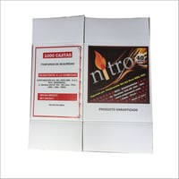 Safety Match Packaging Boxes