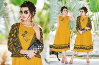 Fancy Work & Printed Rayon Kurtis