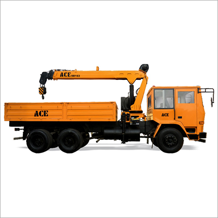 SB 163 Lorry Loader Crane