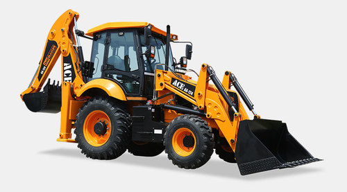 Ax 124 4 Wd Backhoe Loader Manufacturer Supplier And Exporter