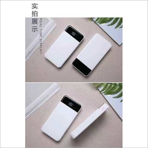 Real Time Display Power bank