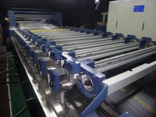Flat Bed Screen Printing Machine