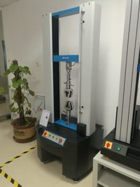 Microcomputer Electronic Universal Rubber/Plastic Elongation Strength Tensile Testing Machine