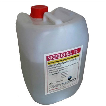 Nephroxa Thermal Disinfectant