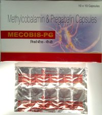Methylcobalamin & Pregabalin 150-mg Capsule