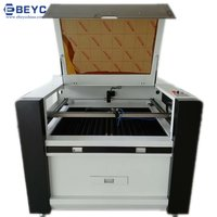 Small Scale Laser Cutting Machine