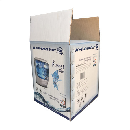 Corrugated RO Water Purifier Box