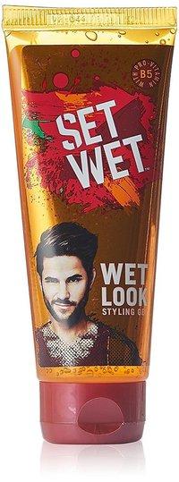 Set Wet Hair Gel Wet Look (100ml Tube)