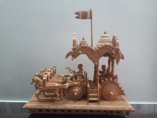 wooden ArjunRath