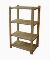 Wooden Display Racks