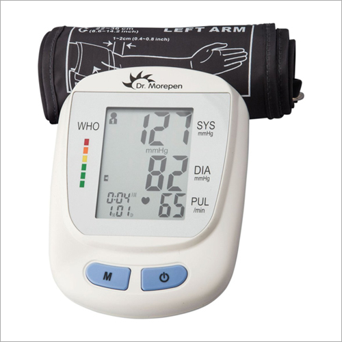 Dr. Morepen BP 09 Digital BP Monitor