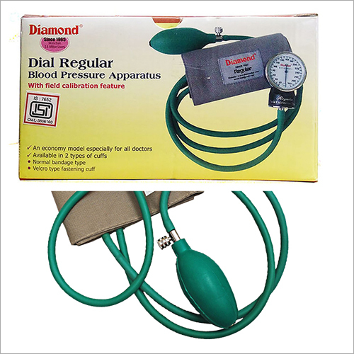Diamond Dial Type Blood Pressure Monitor