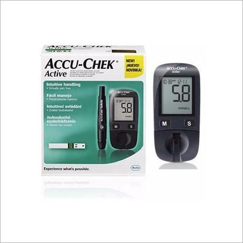 Accu Chek Active Testing Meter