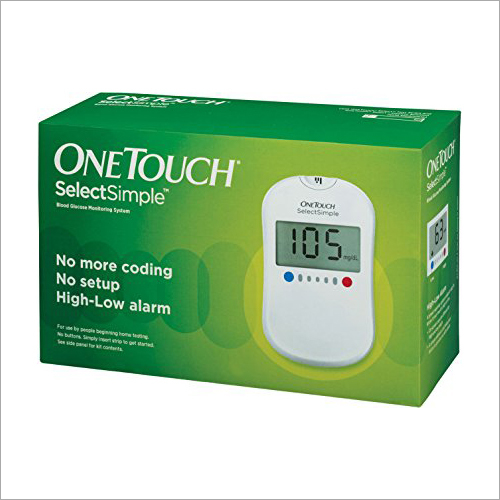 One touch Select Glucometer