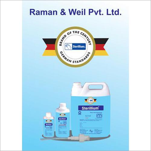 Sterillium Raman Hand Sanitizer