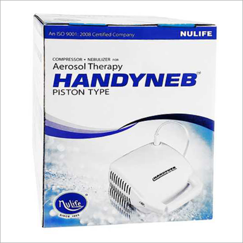 Nulife Handyneb Piston Type Nebulizer