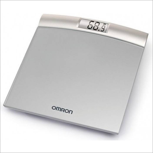 Omron 283 Weight Scale