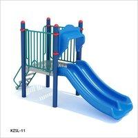 Garden Playground slide