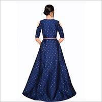 Ladies Sofiya Blue Gown