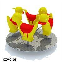 Duck Merry Go Round