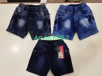 Denim Jeans Hot Shorts for girls