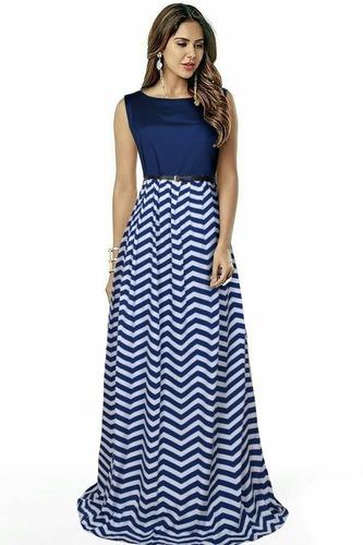 Designer Partywear Gown