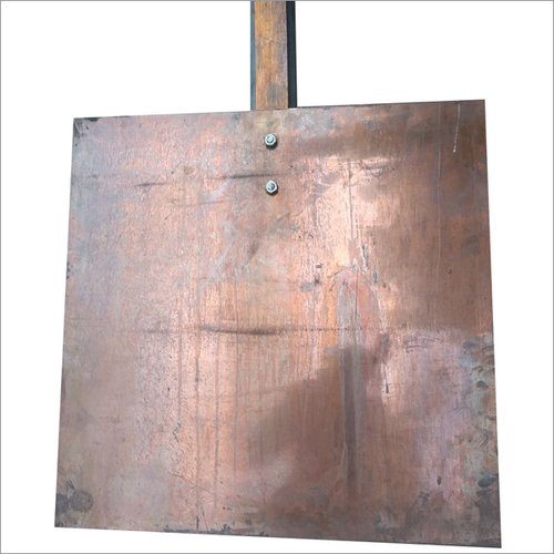 Copper Plate Earthing