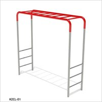 Horizontal Ladder Climber