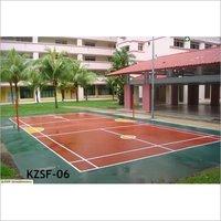 Acrylic Surface Flooring
