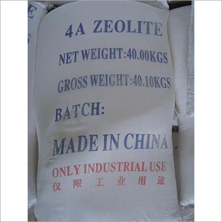 Zeolite 4A