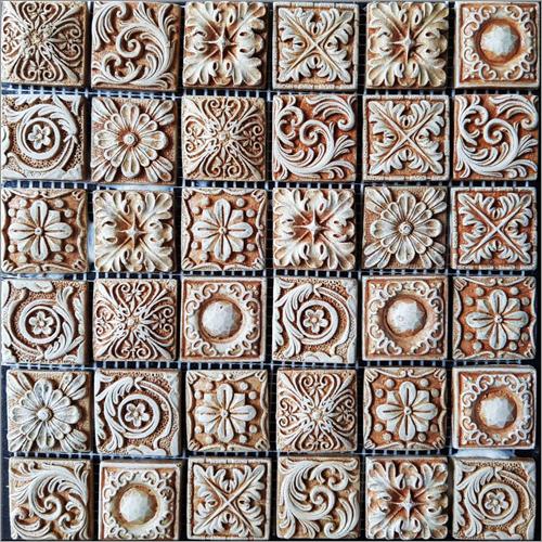 Agglomerates Mosaic Tiles