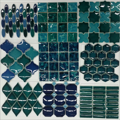 Mosaic Profile Tiles