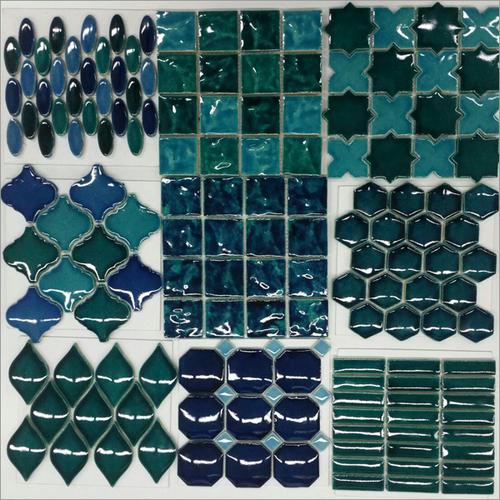 Square Feet Mosaic Tiles