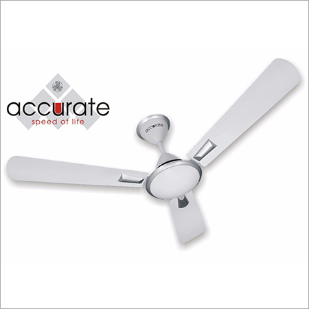Aura White Ceiling Fan