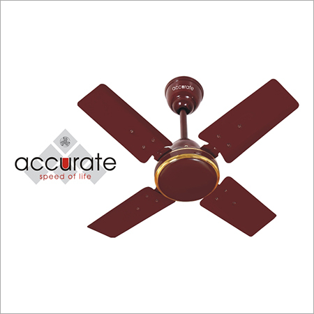 Deco Brown Ceiling Fan