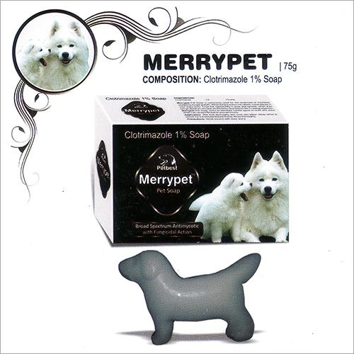 Merrypet Soap