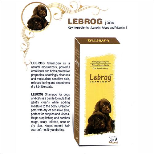 Lebrog Shampoo
