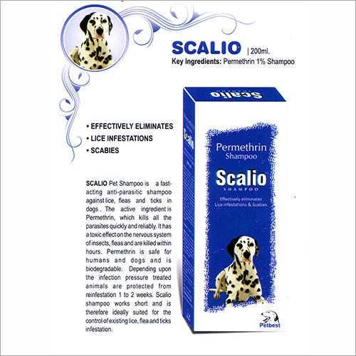 Scalio Shampoo