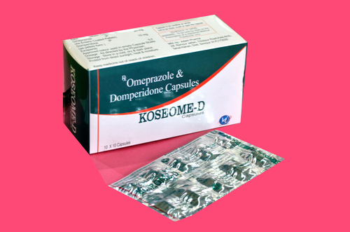 PCD PHARMA IN OMEPRAZOLE & DOMPERIDONE