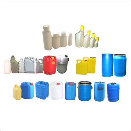 Blow Molding Containers
