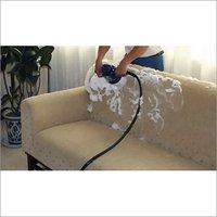 Velvet Sofa Seats Cleaning